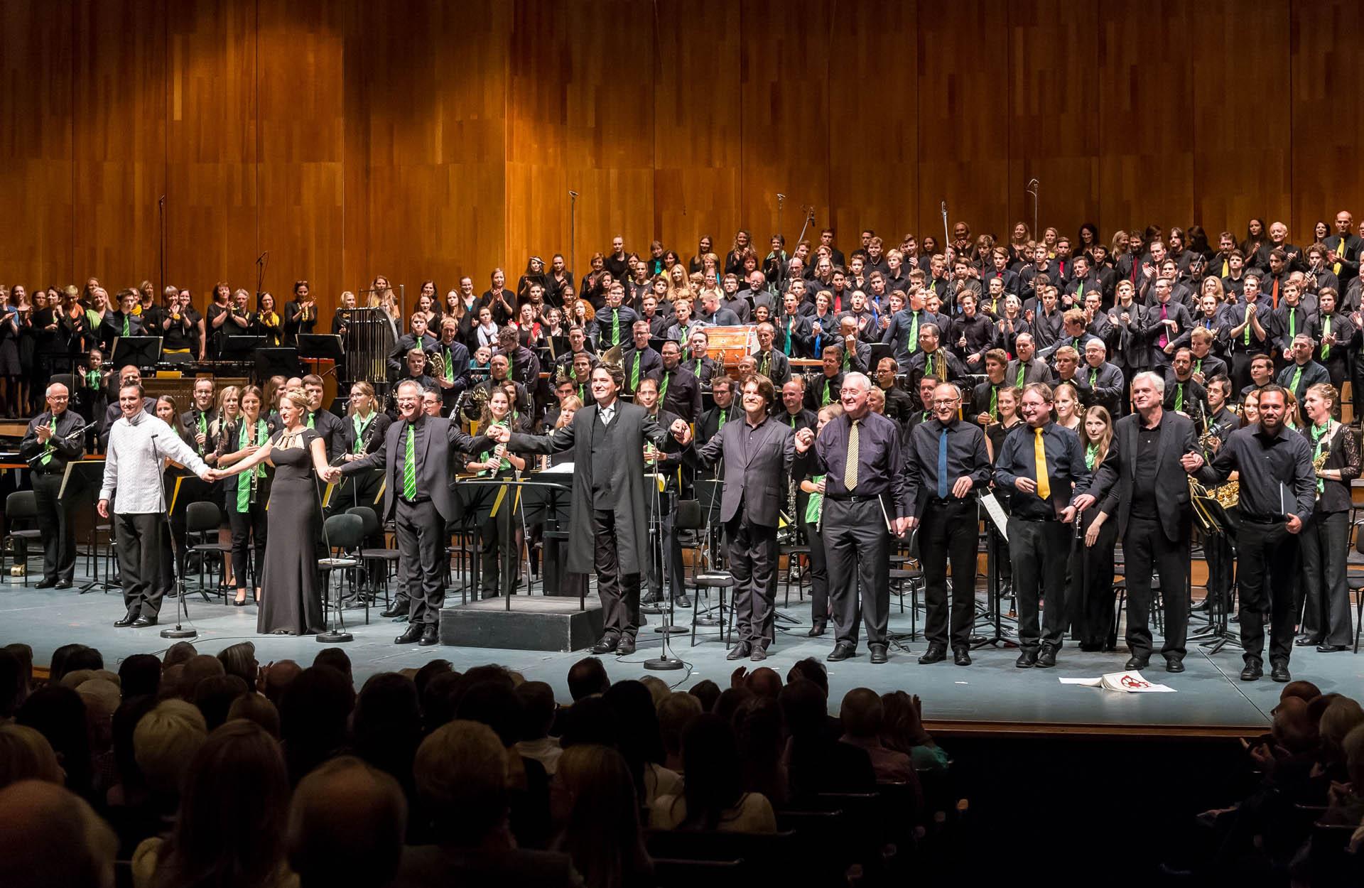 Orchester Blasmusik Land Salzburg